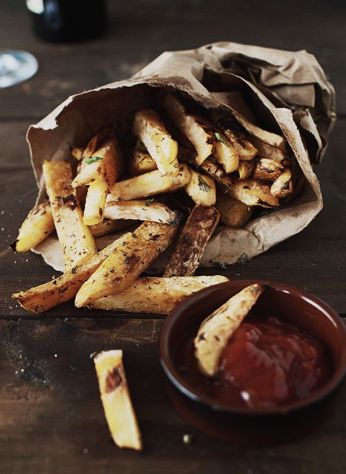 Rutabage fries