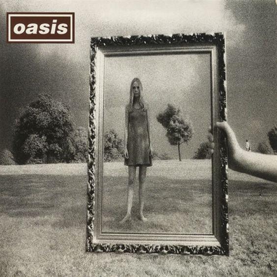 Oasis – Wonderwall (single cover art)