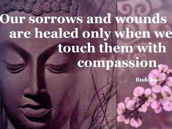 compassion heals