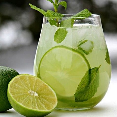 Ditch the Diet Sodas and all the expensive slimming supplements, try this METABOLISM BOOSTING Lime GingerWater and drop pounds crazy fast.