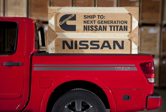 Nissan Confirms Next-Gen Cummins Titan Information Release Date  Read more: http://www.off-road.com/blog/2014/09/15/nissan-confirms-2016-cummins-titan-information-release-date/