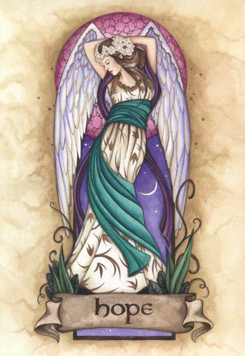 Angel of Hope by Jessica Galbreth