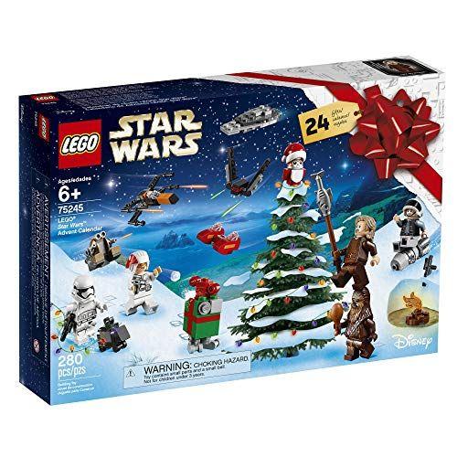 Lego Star Wars Advent Calendar 2020 Star Wars Advent Calendar Toy Advent Calendar Advent Calendars For Kids