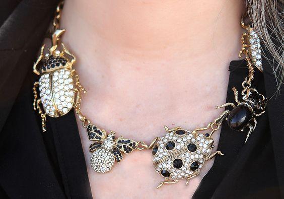 Maxi necklace. Rosana Bernardes.