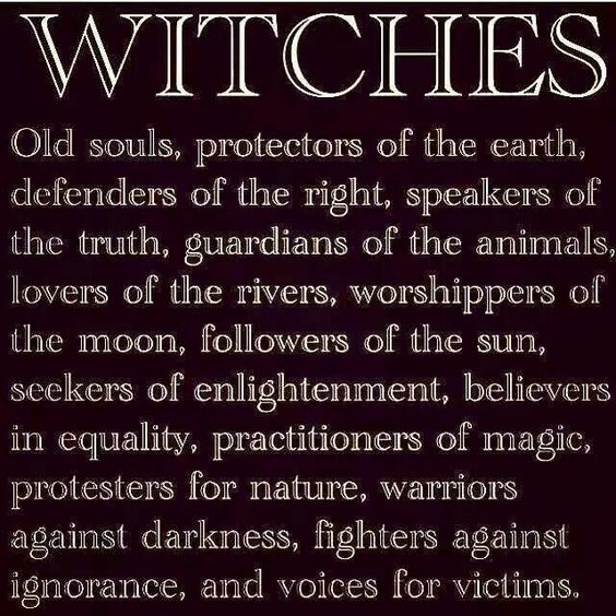 Magick Wicca Witch Witchcraft: #Witches.: