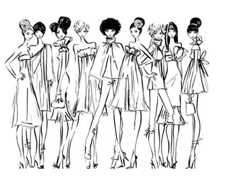 Megan Hess, Fashion Illustration