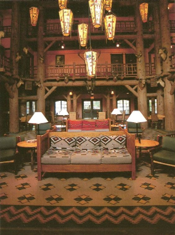 Lake MacDonald Lodge at Glacier National Park...one of my all time favorite lodge...take me back any time!