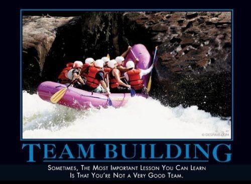 80c229ad3970881307134f291de394cb team building teamwork there's no \