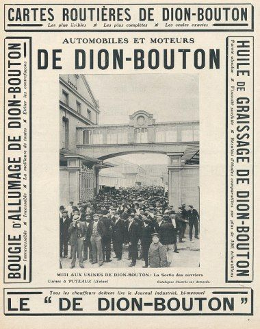 De Dion-Bouton 1906