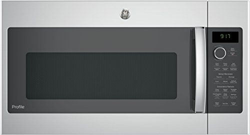 Ge Profile Pvm9179skss 30 Over The Range Microwave Convection Oven In Stainless Steel Microwave Convection Oven Convection Microwaves Microwave Oven
