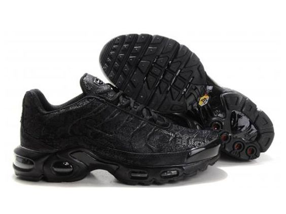 Nike Air Max Tn Requin/Tuned 1 Chaussures Nike tn 2013 Pour Homme Noir Anti