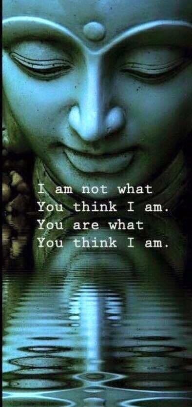 Buddha wisdom ..* I have learned this - with my heart and soul this past year. ... It is an amazing truth... and it can be heartbreaking...: