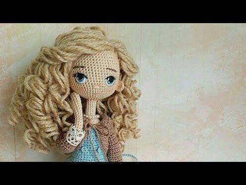 Como faço os cabelos cacheados das minhas bonecas | Bonecas ... | 360x480