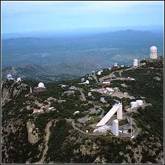 Kitt Peak National Observatory, Tucson.  Been there!
