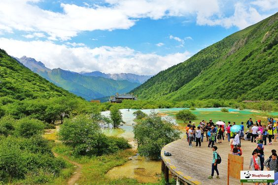 huanglong tour
