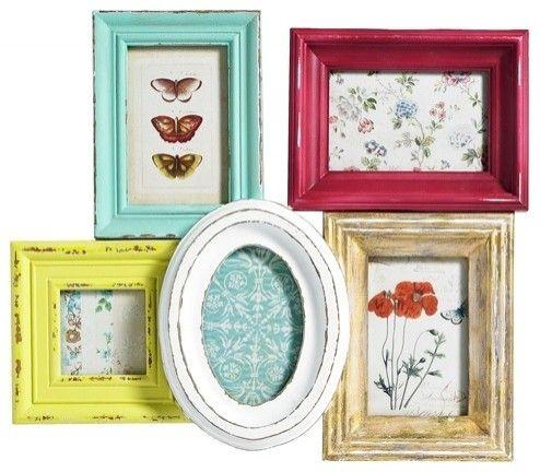 Multi Colored Frames:)