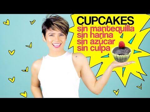 Cupcakes De Chocolate - Recetas Para Bajar De Peso - Quick Easy Healthy Desserts | Visto Bueno 49 - YouTube