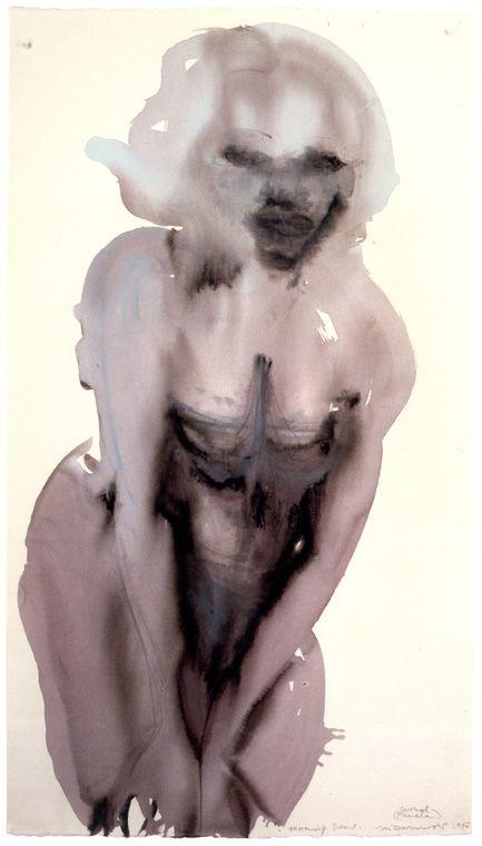 MARLENE DUMAS, MORNING DEW 1997:http://www.anothermag.com/art-photography/4309/marlene-dumas-emotion-as-art