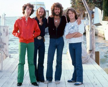 Bee Gees ....Stayin Alive, Stayin Alive