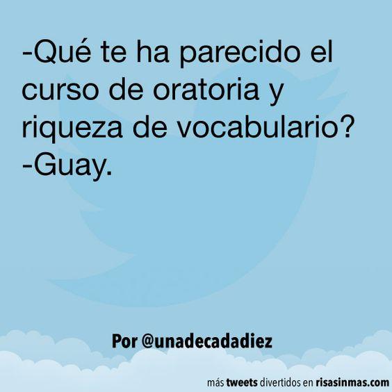 Curso de oratoria y riqueza de vocabulario. #humor #risa #graciosas #chistosas #divertidas