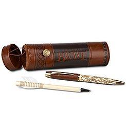 Brave Pen Set