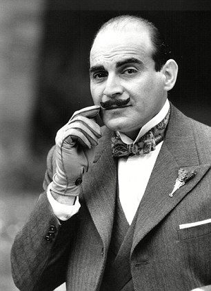 'When you play a character (Hercule Poirot) for 25 years he is part of you. I inhabited him, became him' said David Suchet