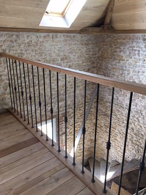 Lassen Sie Sich Vom Gelander Oder Schmiedeeisernen Gelander Eines Kunden Inspirieren Schmiedeeisernes Gelander Innen Gelander Treppe