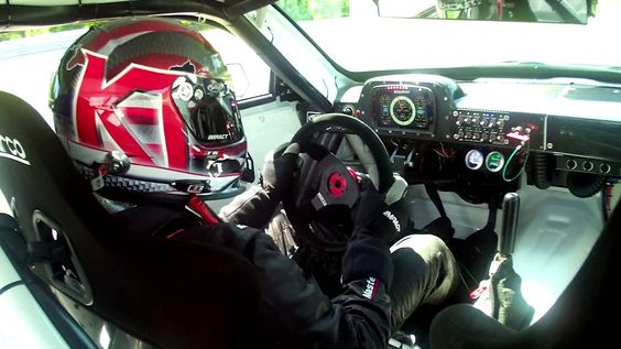 Detroit Speed, Inc. -  PittRace Complex - In Car Video.  Check out Stacy Tucker and Kyle Tucker take on the road course at The Pittsburgh International Race Complex.