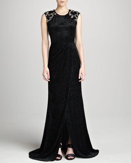 Jason Wu - Sleeveless Embellished Gown  luv it!!!