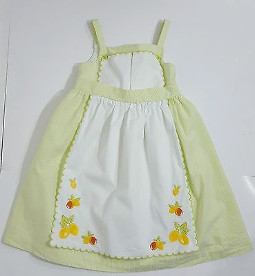 Janie and Jack Childrens Dress(Girls) 6Y Free Shipping