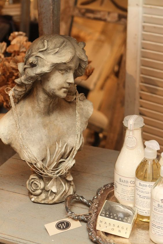 The Willows Home & Garden: around the shop