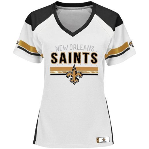 Women's New Orleans Saints '47 Brand Black Powerstretch Fleece Pant