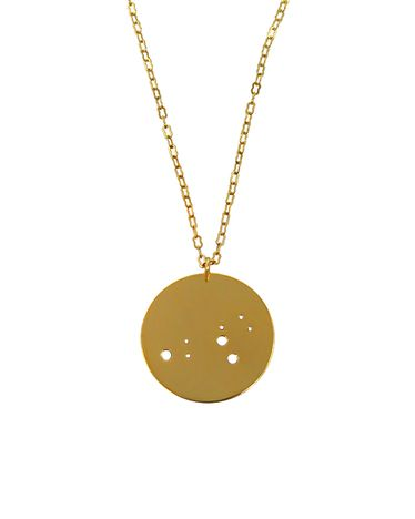 Leo Pendant - Gold Plated by JewelMint.com, $59.98