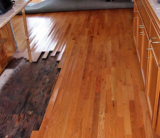 Easy Tips Removing Water Damage From Wood It S Works