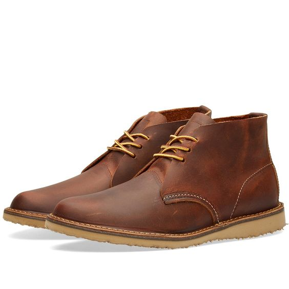 Red Wing 3322 Weekender Chukka (Copper Rough & Tough)