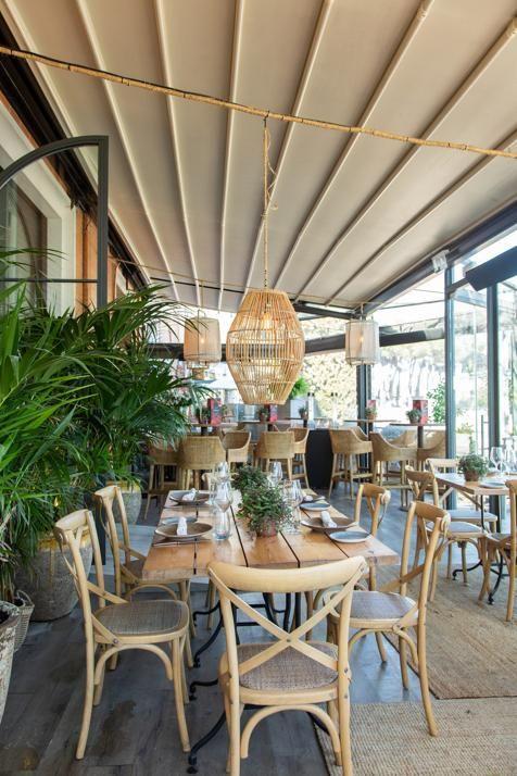 La Mejor Parrilla Llega A La Moraleja Con A Brasa Restaurantes Restaurante Terraza Disenos De Unas