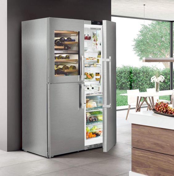 リープヘル LIEBHERR/冷蔵庫、ワインキャビネット、シガーキャビネット/インタックSPS