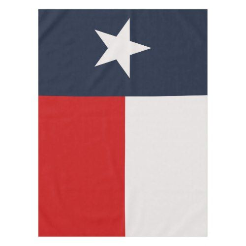 Texas Flag Cotton Tablecloth Cotton Tablecloths Table Cloth Personalized Gifts