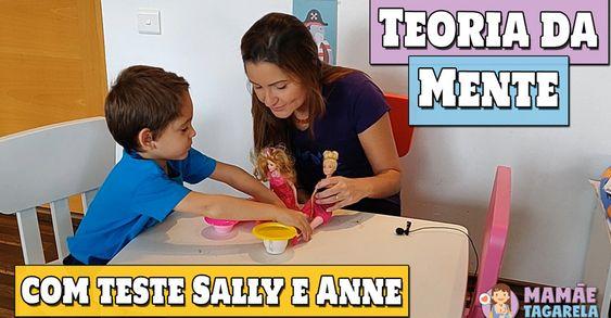 O que é teoria da mente e como ela se aplica ao autismo?  Aproveite para testar o seu filho com o teste de Sally e Anne.