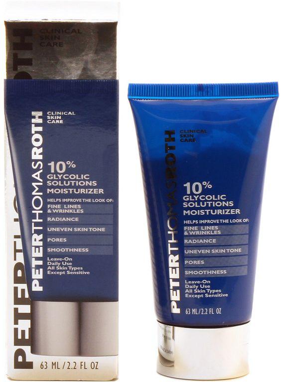 Peter Thomas Roth 2.2Oz 10% Glycolic Solutions Moisturizer