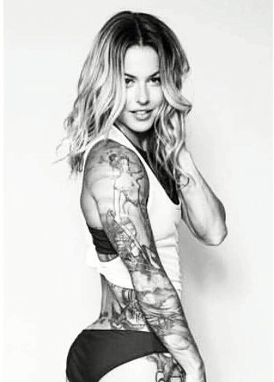 Christmas Abbott<<<my absolute girl crush!!! She is my ultimate inspiration and motivation!!!!