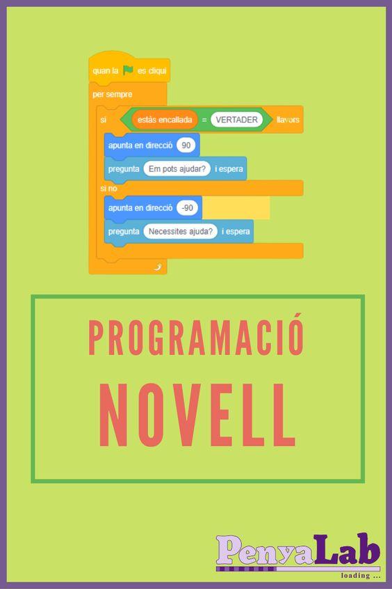 PROGRAMACIÓ NOVELL