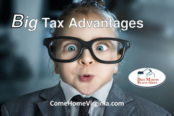 Tax Deductions benefits of owning a home