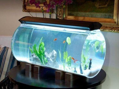 55 Wondrous Aquarium Design Ideas For Your Extraordinary Home Decoration Talkdecor Aquarium Design Cool Fish Tanks Fish Tank Design