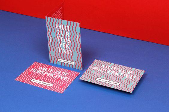 Postkarten und Broschüre