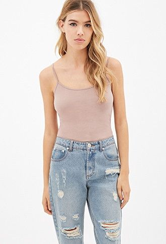 Longline Knit Cami | Forever 21 Canada