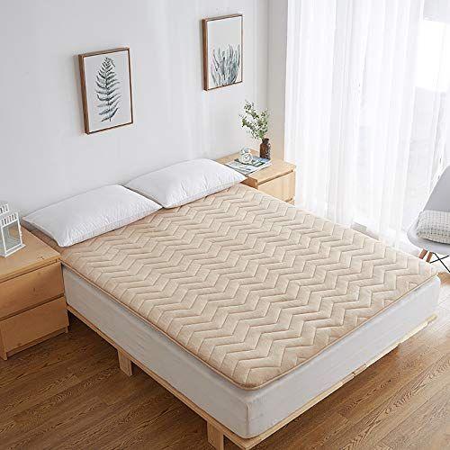 Hy Ppjq Dormitory Mattress Flannel Winter Warm Constant Temperature Student Dormitory Tatami Bed Mattress Seven Story Structur Tatami Bed Mattress Bed Mattress