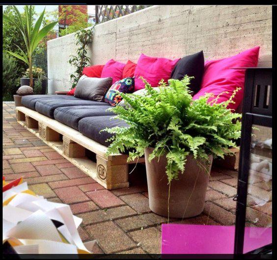 FACA EM CASA - Sofa de Palete.002