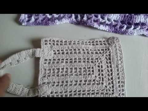 Bolsa Turca Quadrada Em Croche Youtube Com Imagens Croche