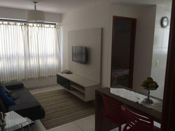 Ganhe uma noite no Flat em Boa Viagem- Aceita cartão!! em Recife no Airbnb!